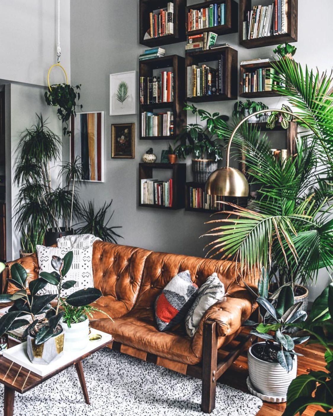 Vintage Home Decor Inspiration Plants