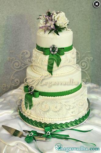 Clic Wedding Cakes To Close Svadba Pinterest