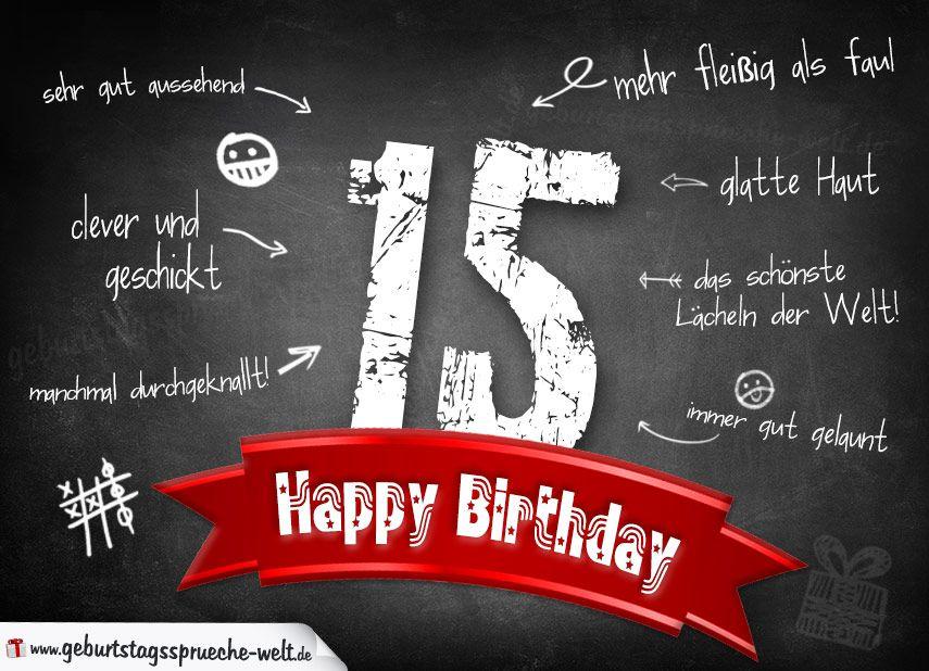Spruche Zum 15 Geburtstag Geburtstagskarte 75 Geburtstag 75 Geburtstag Spruche