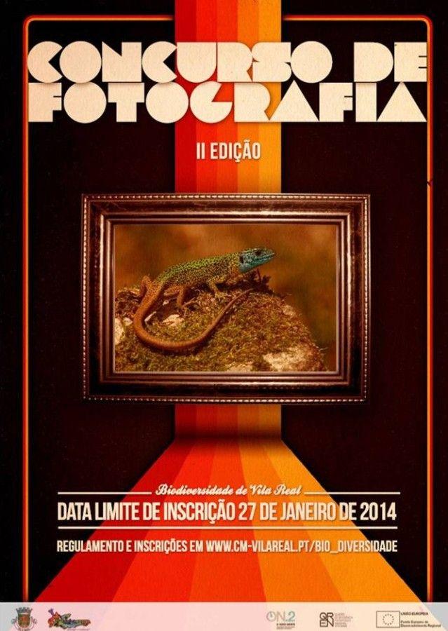 II EDIÇÃO DO CONCURSO DE FOTOGRAFIA DA BIODIVERSIDADE DE VILA REAL