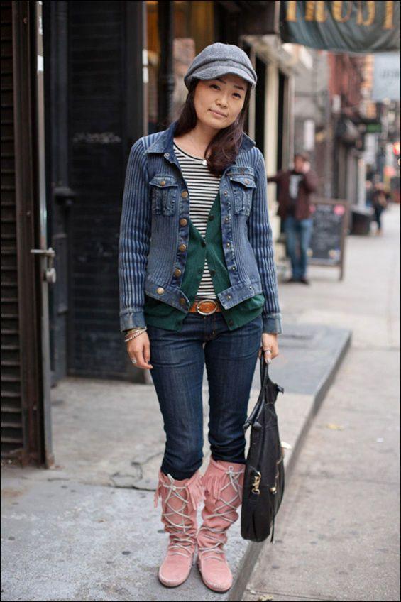 CMJ Street Portraits - Slide 4 - New York - Slideshows