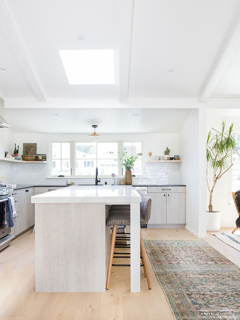 Best Inside Amber Interiors Boho Chic Kitchen Renovation 400 x 300