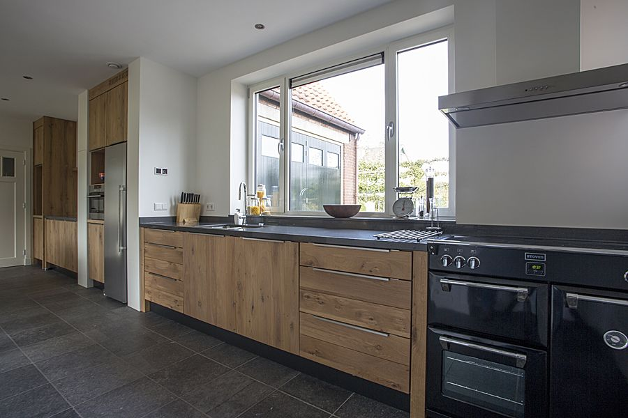 Maatwerk keuken kitchen interior interieur design mintmaatwerk moderne keukens pinterest - Moderne keuken deco keuken ...