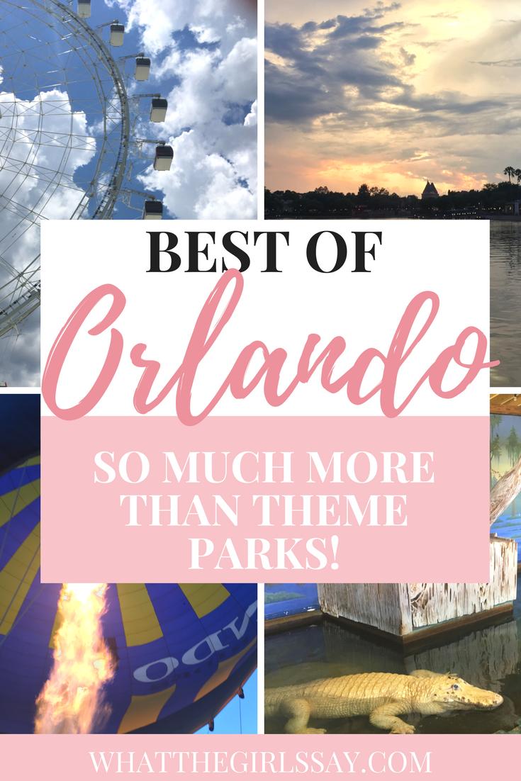 The Best Of Orlando Florida Travel Fun Things To Do Orlando
