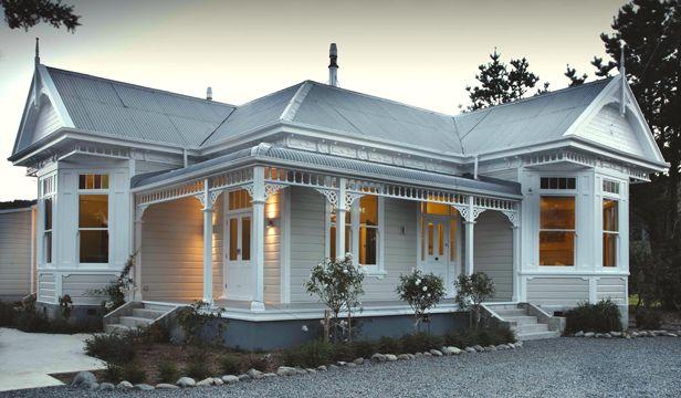 Dane S Great Love For Kiwi Heritage Denmark Villas And