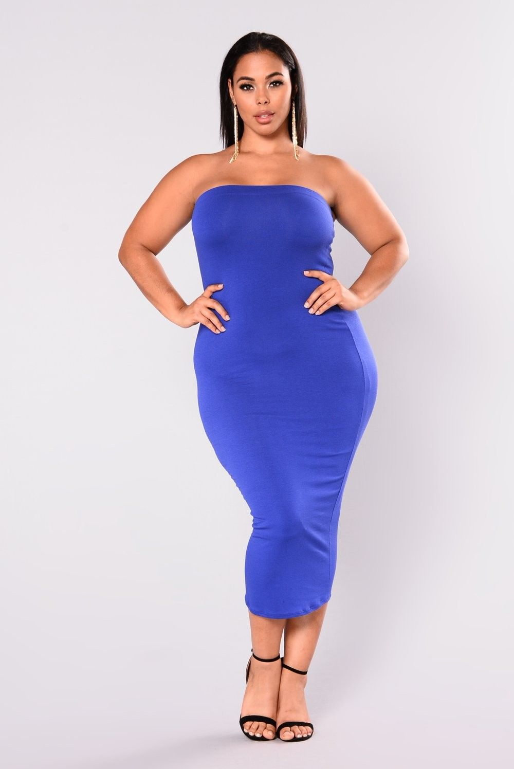 3e98181e469 Plus Size Eva Dress - Royal  24.99  fashion  ootd  outfit  oufits  moda   plussize  dress  dresses  plussizeclothing  plussizedress  curve  curvy   sexy ...