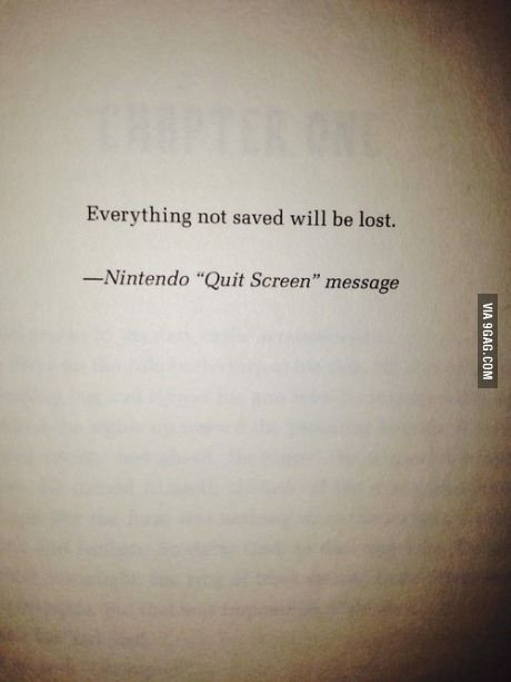 Gamer Zitate