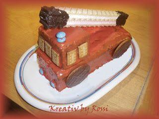 Pin Von Fss Auf Tortendeko Pinterest Feuerwehr Kuchen Kuchen