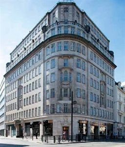 Vine Street: This beautiful building houses offices next door to Vine Street, on the Minories. #monopoly
