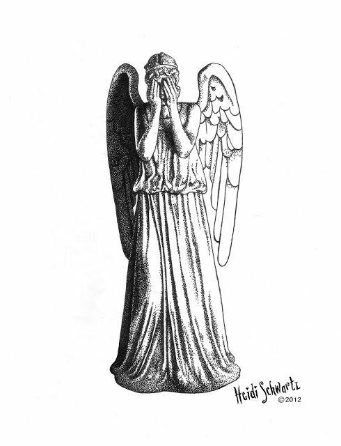 Heidi Schwartz: Cyberman, Weeping Angel and Adipose