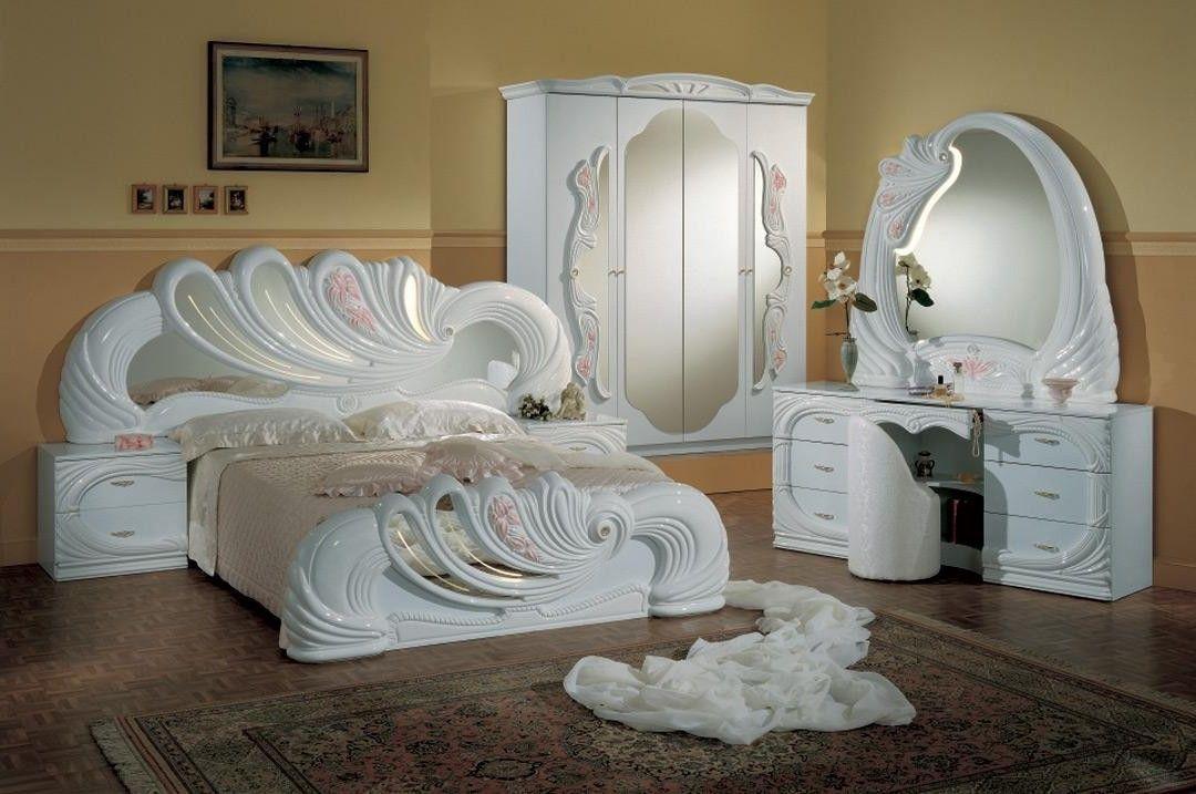 Italienische Schlafzimmer Dekor Frische Schlafzimmer Ideen