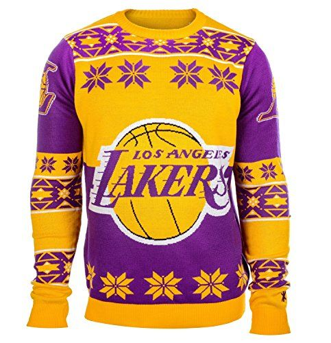 Los Angeles Lakers Ugly Sweaters  1890d86b9