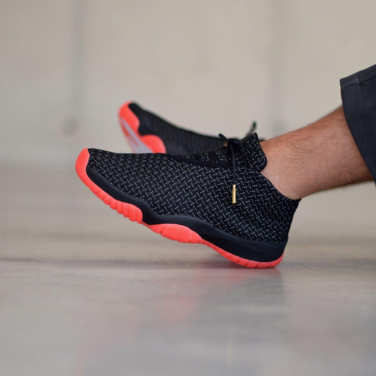 Comment acheter la Air Jordan Future PRM OG 'Black Infrared