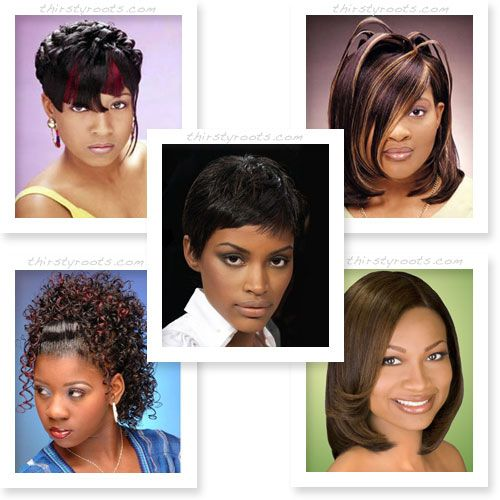 Urban Black Hair Styles Hair Styles Trendy Hair Color Black Hair Magazine