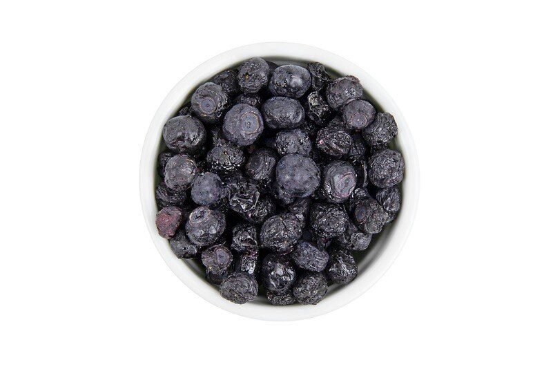 Freeze-Dried Blueberries - 2 ounces container