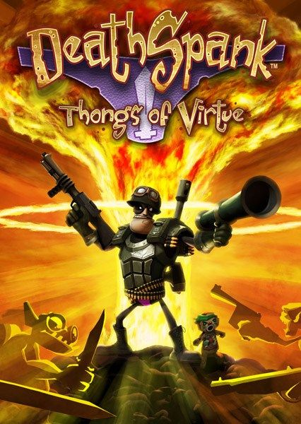 DEATHSPANK THONGS OF VIRTUE Pc Game Free Download Full