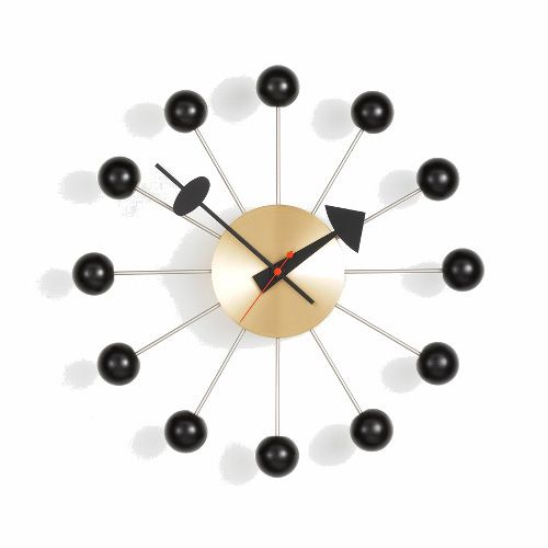 Ball Clock With Images Nelson Ball Clock Nelson Clock Clock