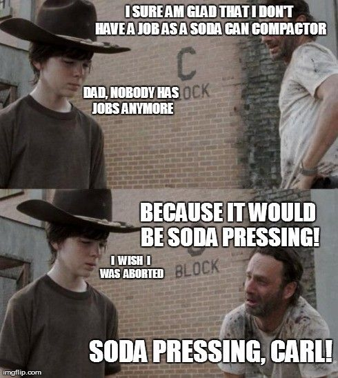 Funniest Coral Memes From 'The Walking Dead'