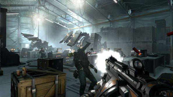Deus Ex Mankind Divided Review Gameplay Release Date