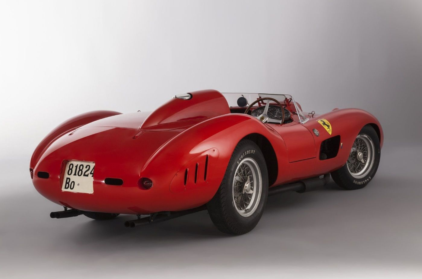1957 Ferrari 335s Becomes The World S Most Expensive Hemmings Daily Sports Cars Ferrari Expensive Cars Most Expensive Ferrari