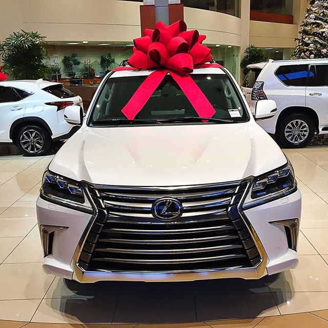 We'll Put A Bow On It During Our Race To 500 Sales Event