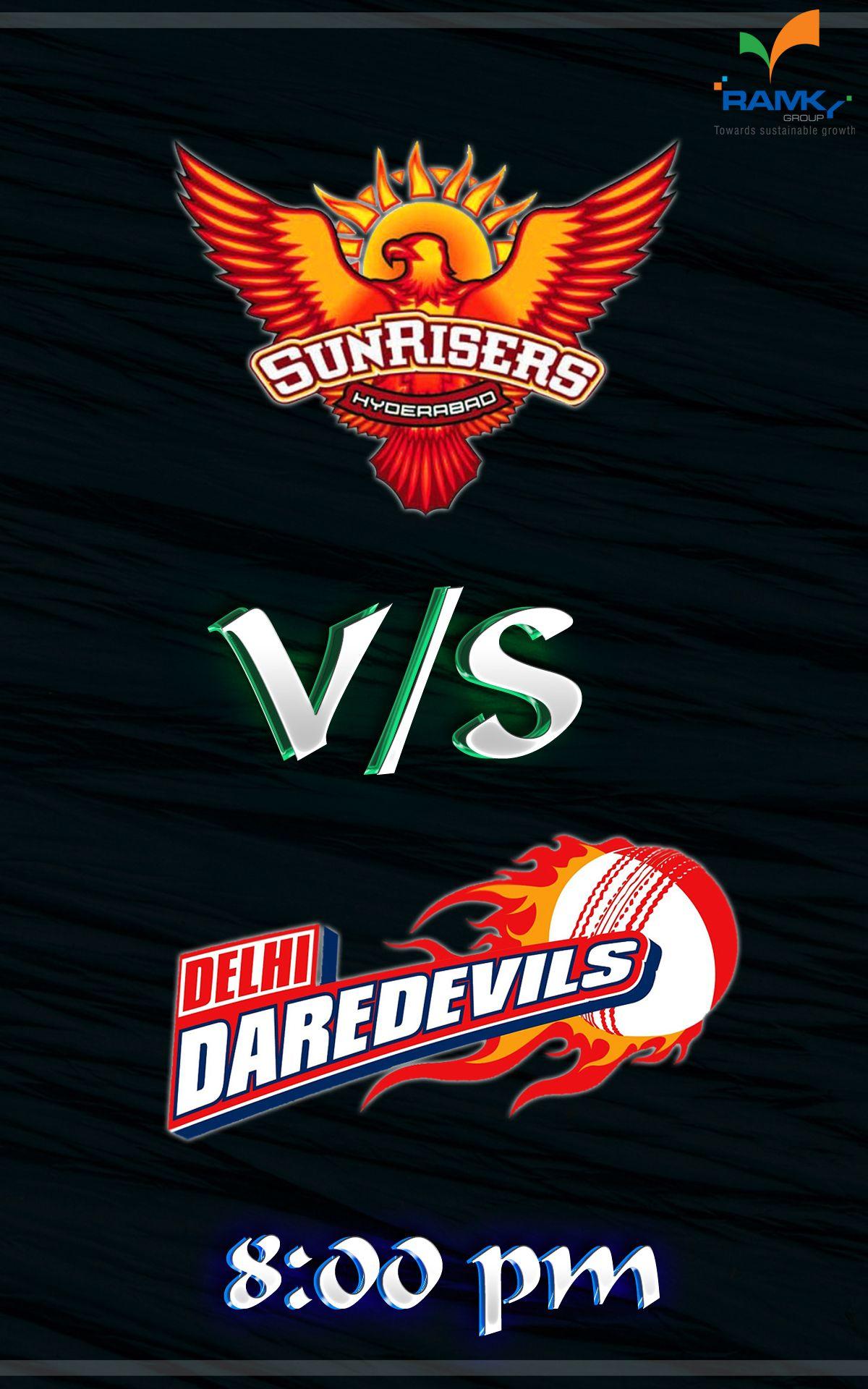 """Who will win Today's IPL match?"" a) SR b) DD Sport team"