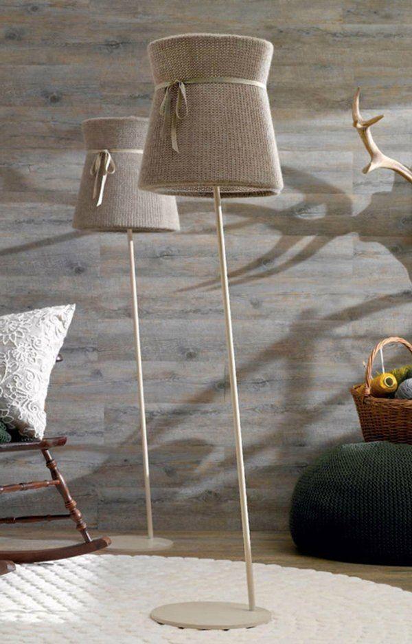 wollprodukte stehlampe design lampenschirm wolle doimo valaistus pinterest stehlampe. Black Bedroom Furniture Sets. Home Design Ideas