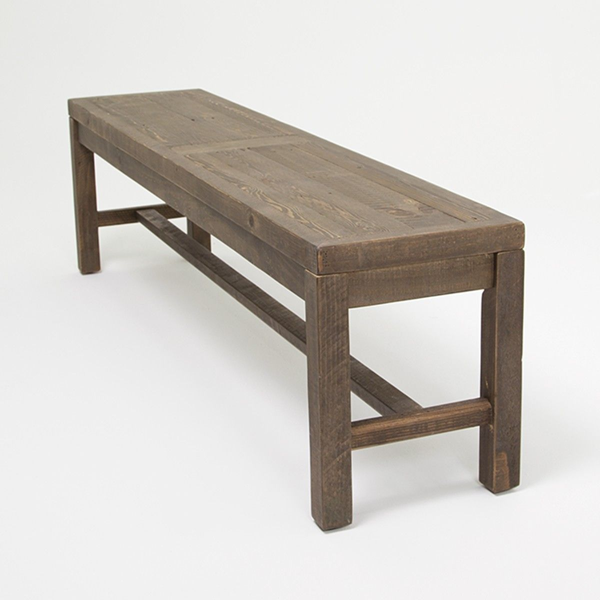Benches Made From Bed Frames | Stonemill Bench