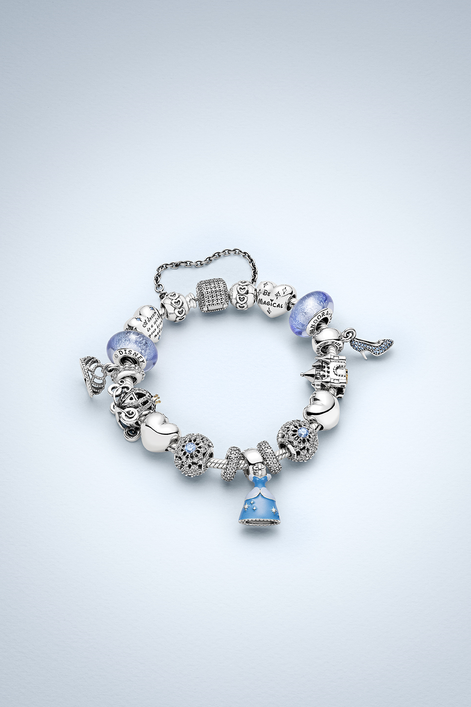 Design Your Own Hily Ever After Fairy Tale Bracelet With Pandora S Cinderella Charms Pandovesdisney