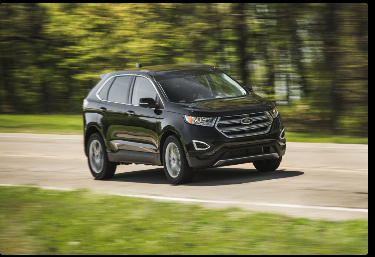 the 2018 ford edge offers outstanding style and technology both rh pinterest com