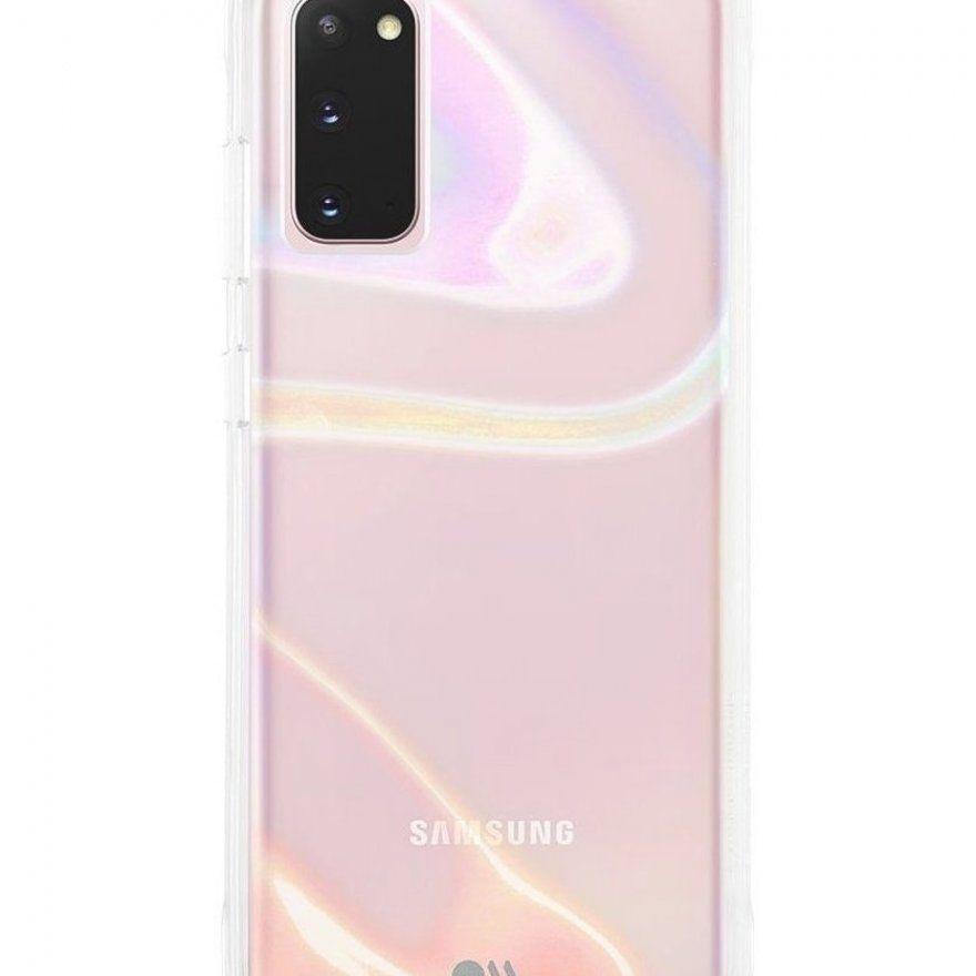 Case Mate Samsung Galaxy S20 Case Soap Bubble Soap Bubbles Case Mate Bubbles