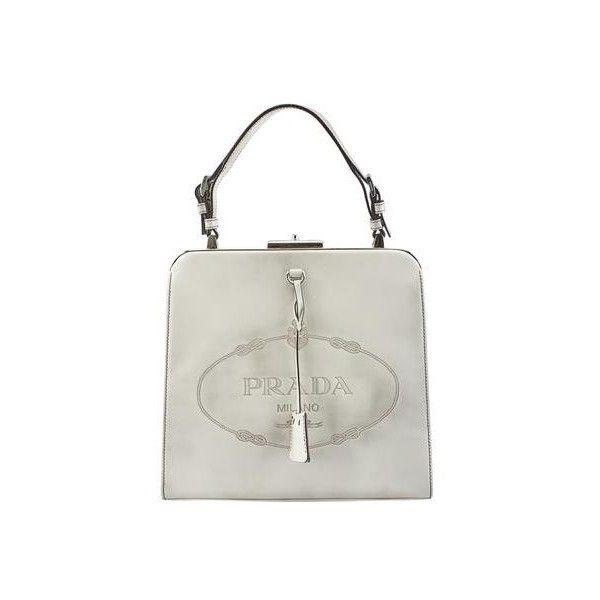 Prada Pre-owned - Leather satchel KdDwI68U