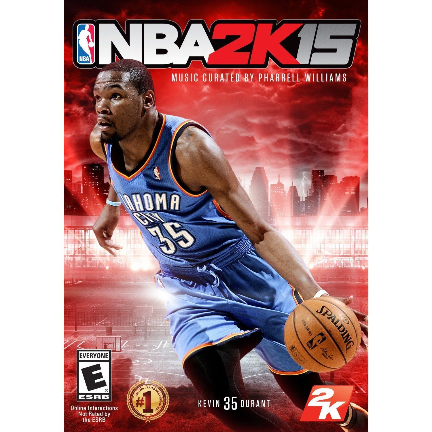 """2K Releases NBA 2K16 """"Be The Story"""" As A Spike Lee Joint"""