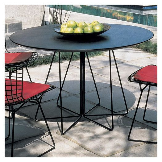 Knoll Paperclip 36 Dining Table Allmodern Dining Table In