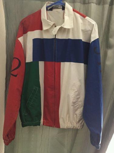 5e0411c7762 Vintage-polo-ralph-lauren-stadium-hurdle-jacket- front