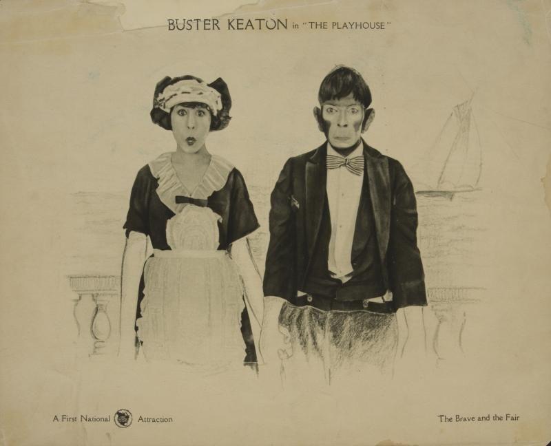 Vintage movie buster 11