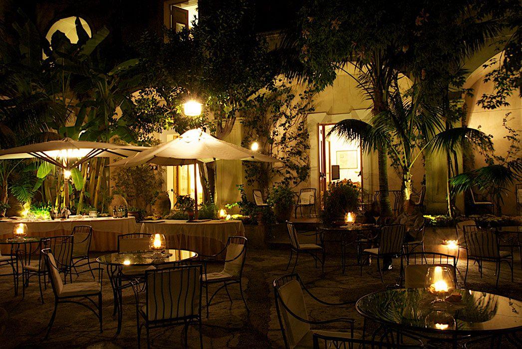 Ristorante Al Pallazzo Positano, Restaurant, Hotel
