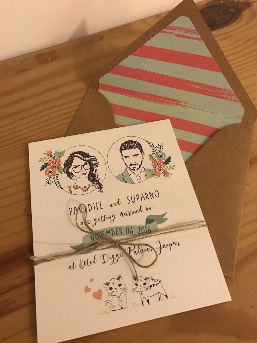 27 Pretty Picture Of Cool Wedding Invitations Favorite