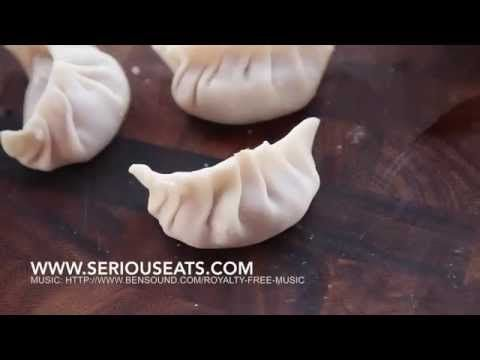 How to Make Japanese-Style Pork and Cabbage Dumplings (Gyoza) | Serious Eats