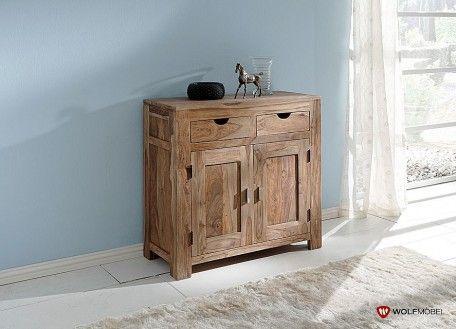 Kommode 2 Türen / 2 Schubladen | 6556 | YOGA | Möbel | WOLF MÖBEL ...