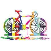 Custom Image for Bicycle Flag #bicycleflag #bicycle #bike
