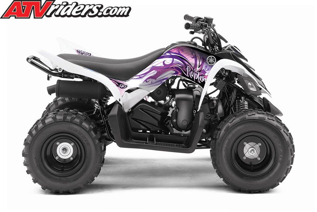 Yamaha quads yamaha announces 2012 yfz450r and raptor 90 for 2011 yamaha raptor 90 for sale