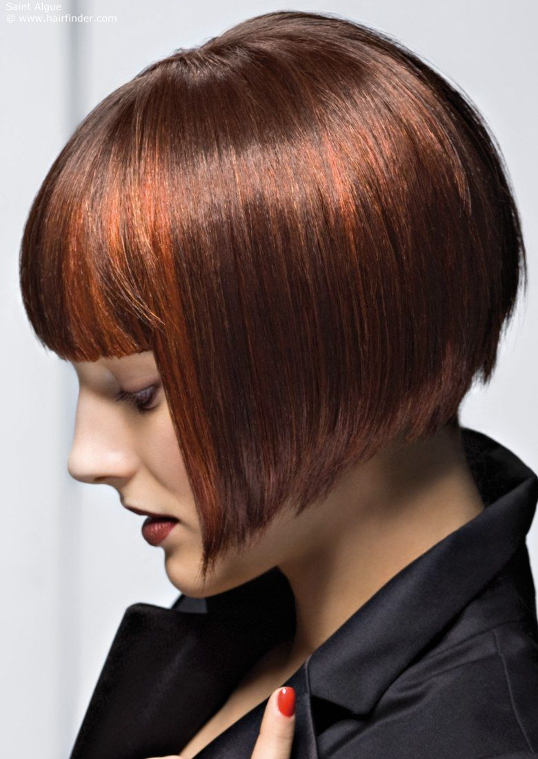 Short hairstyle pic | Woman Hair and Beauty pics red hair color Seguici diventa nostra fan ed entrerai nel mondo fantastico del Glamour  Shoe shoes scarpe bags bag borse fashion chic luxury street style moda donna