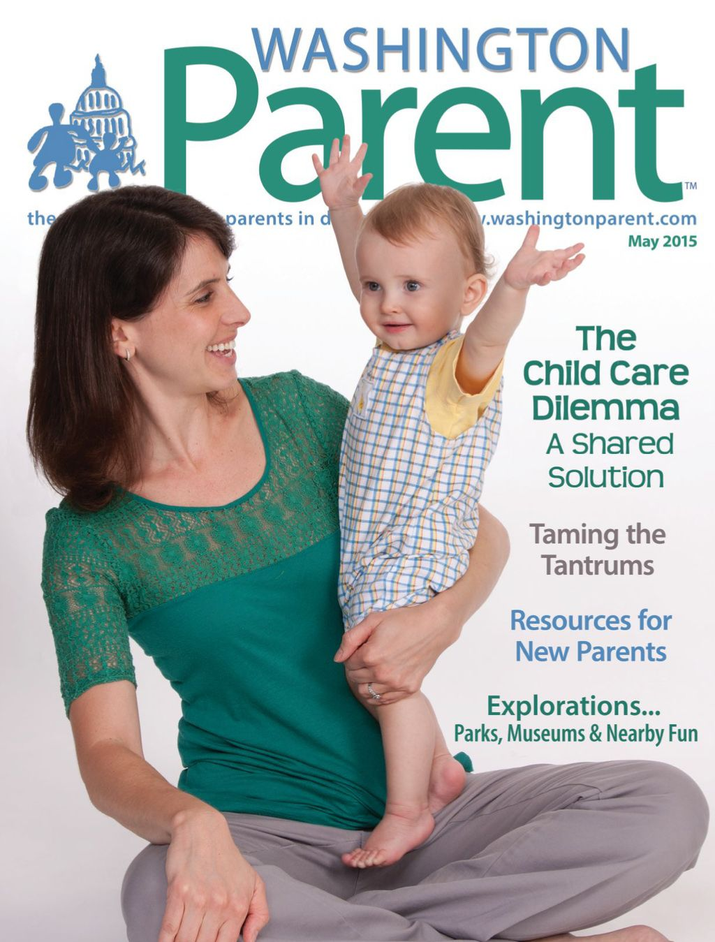 We Are Excited To Be Featured In Washington Parent Magazine You Can