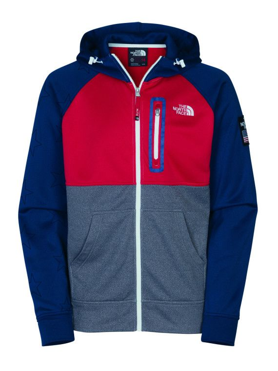 The North Face – 2014 Winter Olympics in Sochi  Team USA Villagewear  Collection ae0e876d2d6