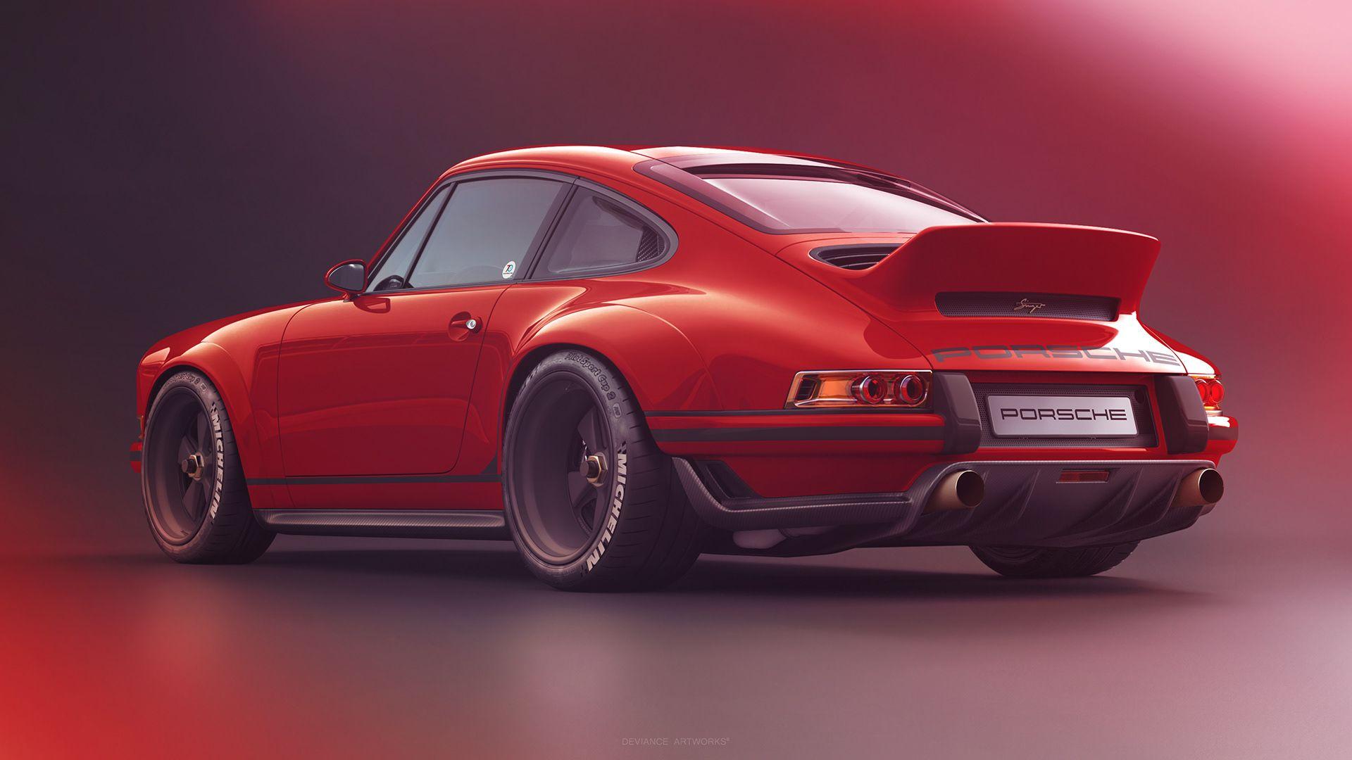 A Colors Story Singer Dls On Behance Singer Porsche Porsche Sports Car Porsche Cars
