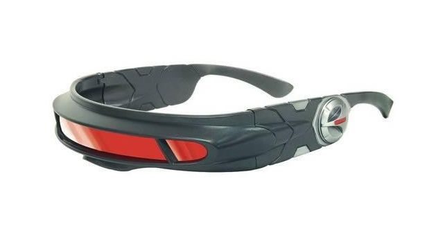 d866c5c895772 This papercraft is a life size Cyclops Visor Model 1 (Cyclops  Visor)  Glasses