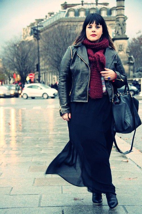 le blog mode de st phanie zwicky tenues du jour mode pour femme ronde pinterest mode. Black Bedroom Furniture Sets. Home Design Ideas