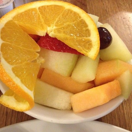 Fruit bowl from More than Waffles in encino,ca
