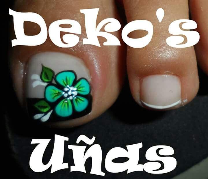Pin de Joselyne de Mena en Diseños para pies | Pinterest | Uñas pies ...